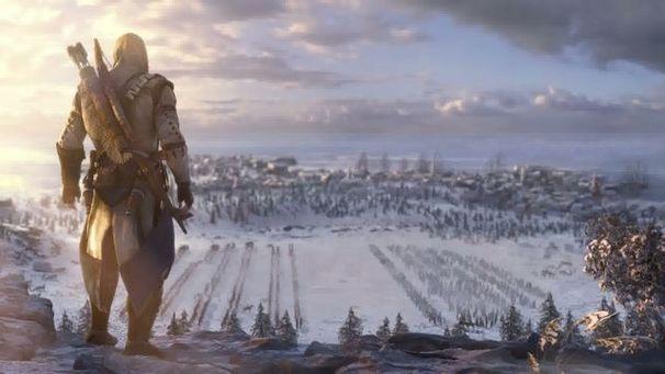 (Vidéo) Making of et gameplay de Assassin's Creed III