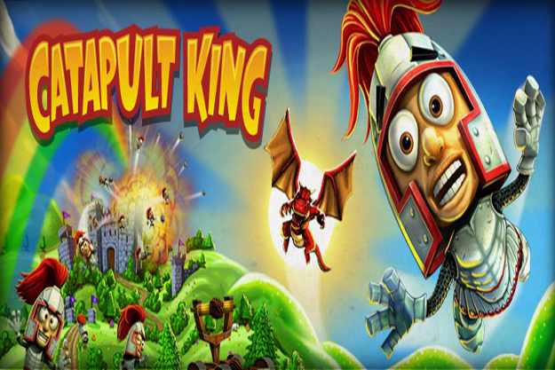 Catapult King: le Angry Bird en 3D de Chillingo sur iPhone et iPad