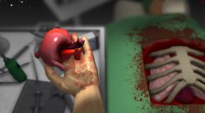 Surgeon Simulator 2013: vidéo gameplay commentées #WTF et #FAIL