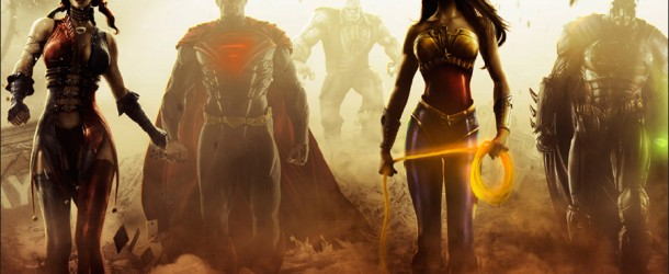 [Walkthrough HD] Injustice les dieux sont parmi nous épisodes 5 et 6: Green Arrow et Cyborg