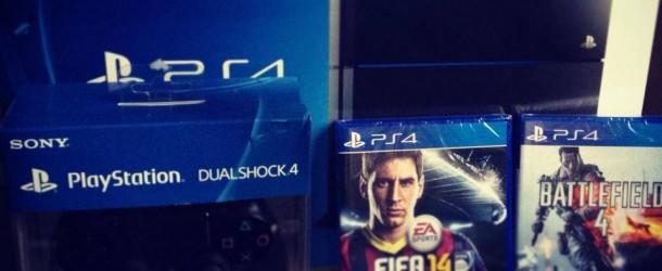 Unboxing Playstation 4: où trouver des #PS4 malgré la rupture de stock ?