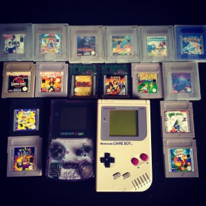 game boy color jeux