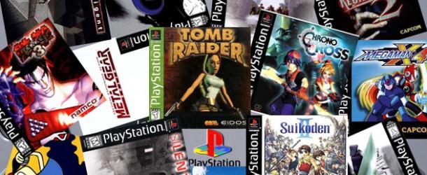 TOP 10 des meilleurs jeux de la Playstation 1 (Spécial 20 ans de PS1)