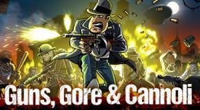 Découverte et vidéo test de Guns, Gore & Cannoli sur PC