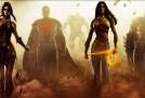 [Playthrough HD FR] Injustice les dieux sont parmi nous, épisodes de fin du jeu: Wonder Woman et Superman
